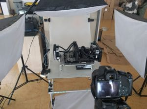 OBT photo shoot