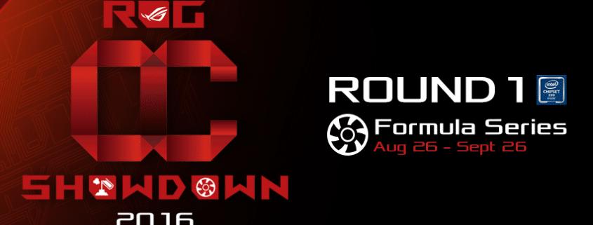 ROG OCS Round one