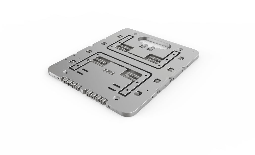 Open Benchtable BC1 Mini Silver Edition