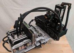 OBT Radiator 360mm mount